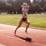 Antonia Unger holt nach 400m Hürden-Gold auch den Titel über 400m