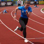 Antonia Unger rennt Kreisrekord